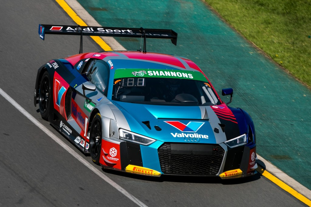 Garth Tander To Drive Audi R8 LMS in Australian GT Championship