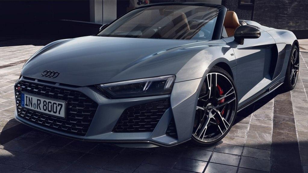 Audi Club R8 Spyder Dolce Vita European Tour
