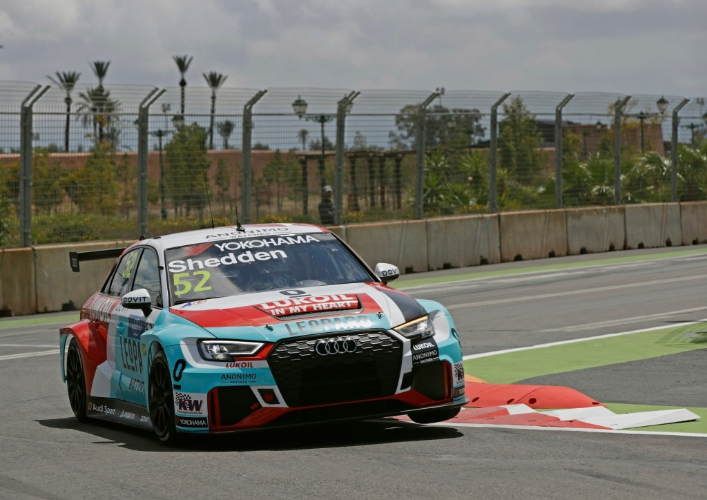 Debut Victory of the Audi RS 3 LMS in WTCR – FIA World Touring Car Cup
