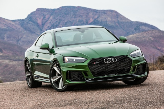 On Sale Now, The All-New 2018 Audi RS 5 Coupe Joins The Audi Sport Model Line