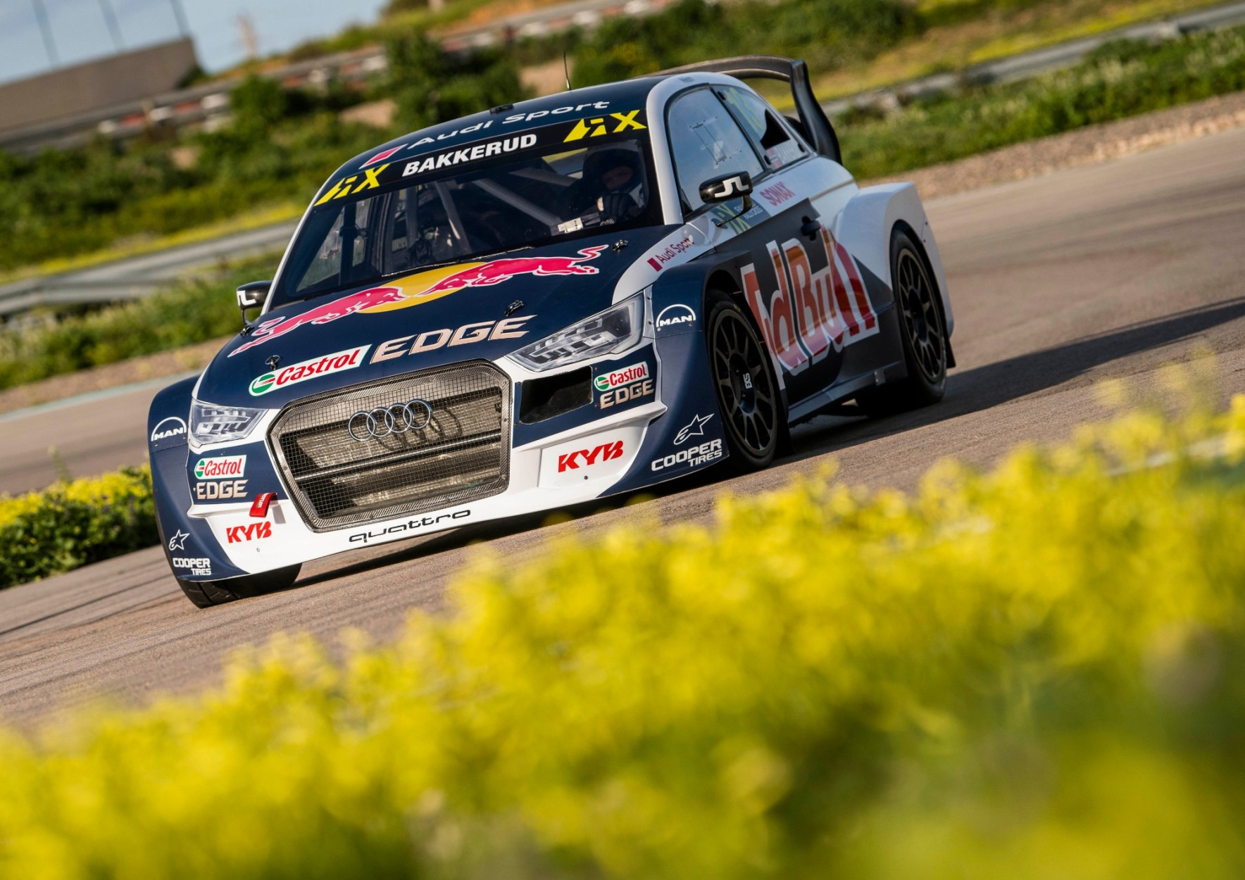 ​EKS Audi Sport Fired Up for 2018 World RX Season with New Package