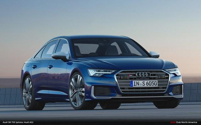 Gallery: Audi S6 TDI Sedan (EU)