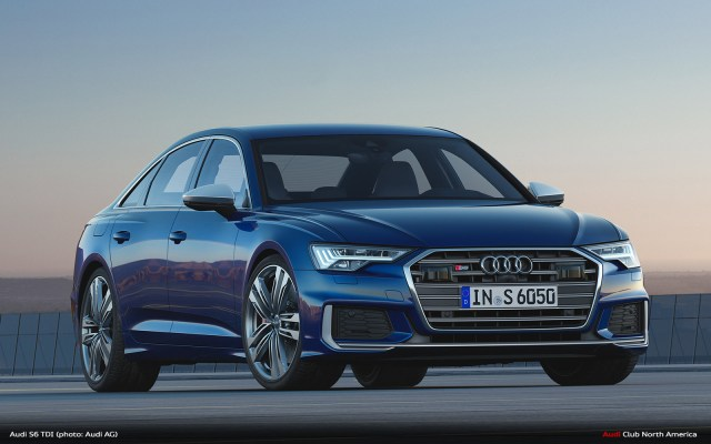 Gallery: Audi S6 TDI Sedan (EU)