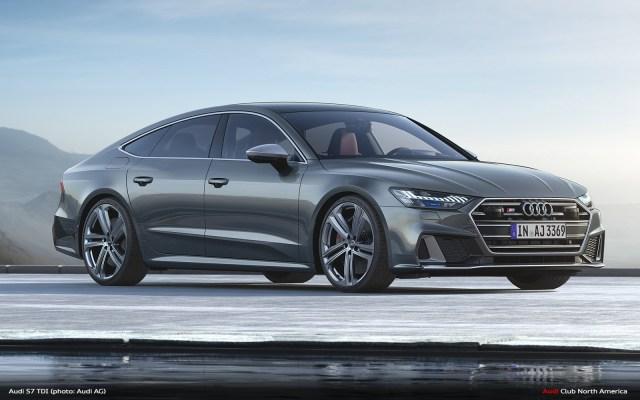 Gallery: Audi S7 Sportback TDI