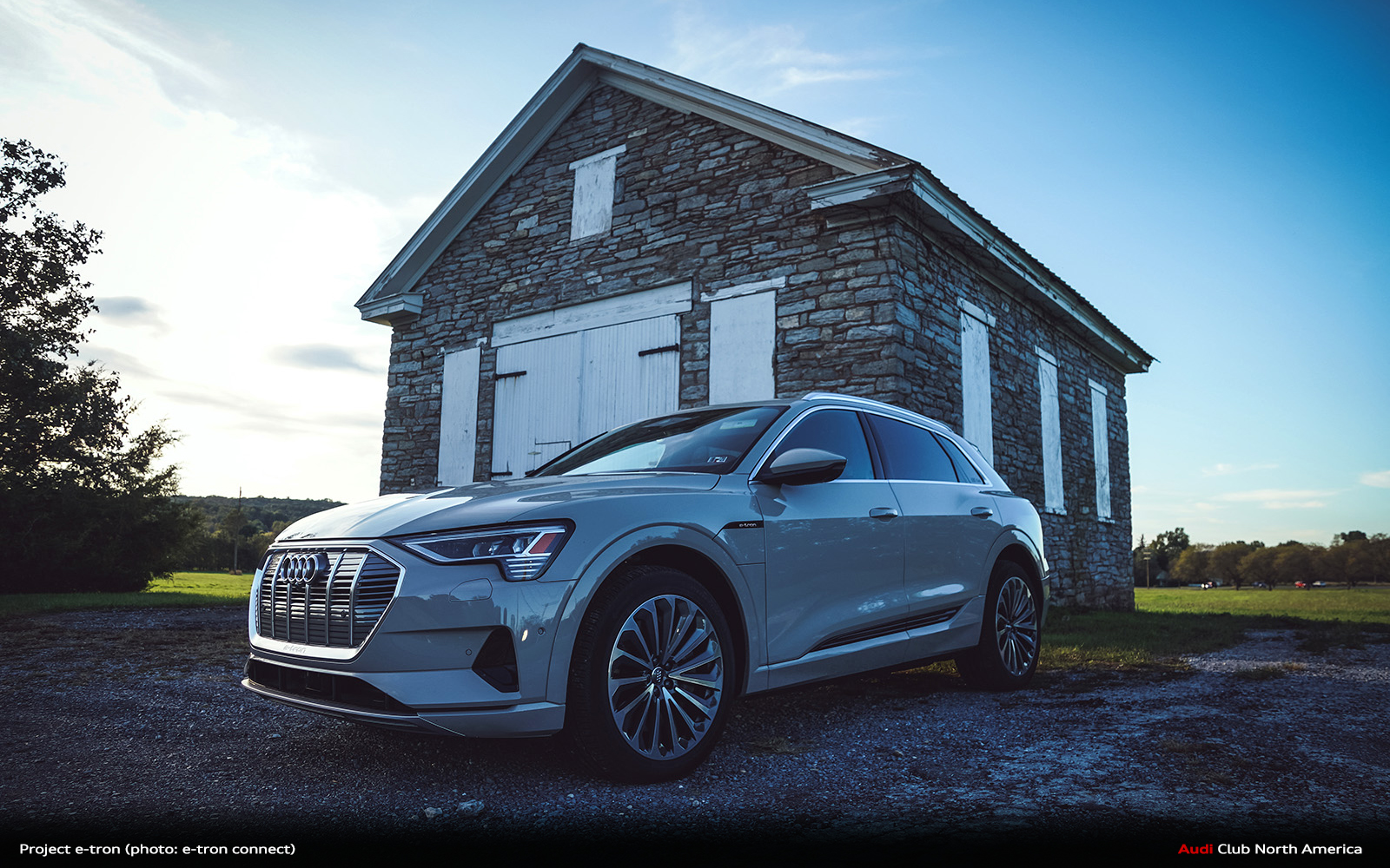 Vote For The Audi e-tron In The Driver's Choice 'Best Green Car' Category
