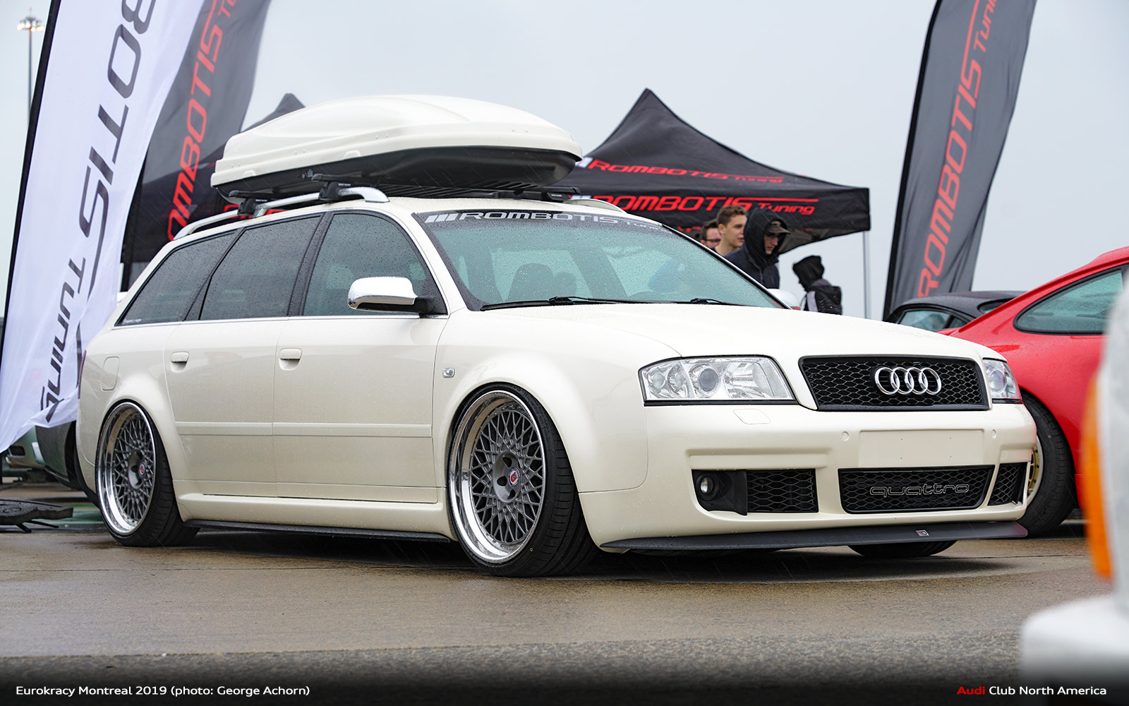quattro Magazine q4_2019: Event Report - Eurokracy 2019