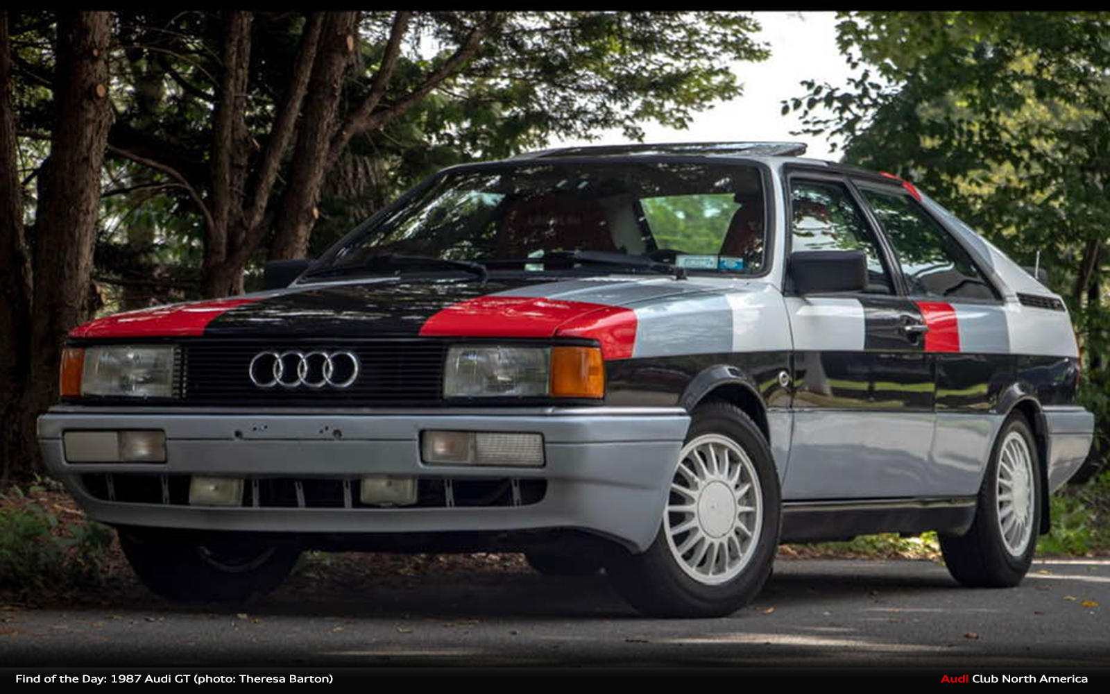 Find of the Day: 1987 Audi GT