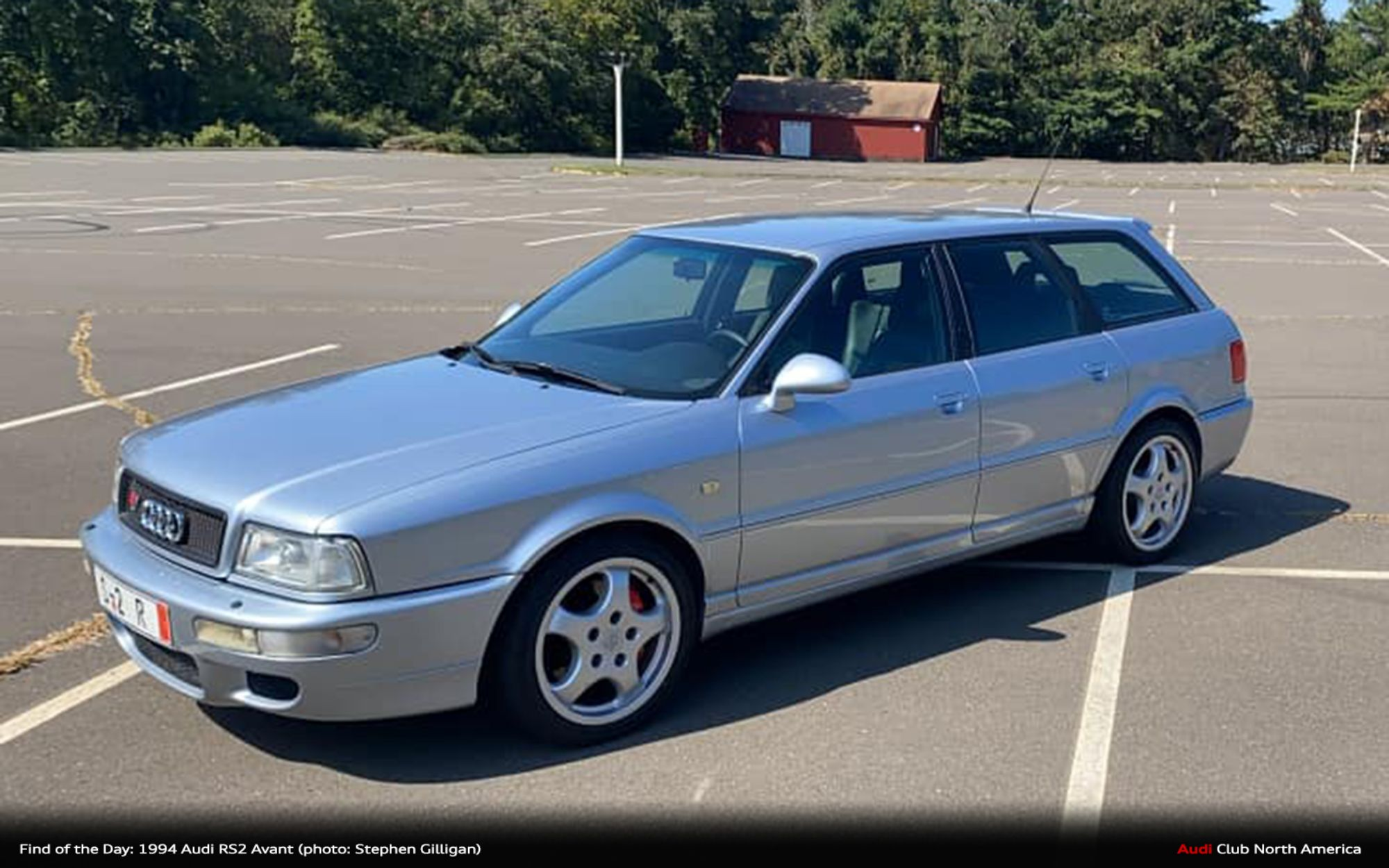 Find of the Day: 1994 Audi RS2 Avant
