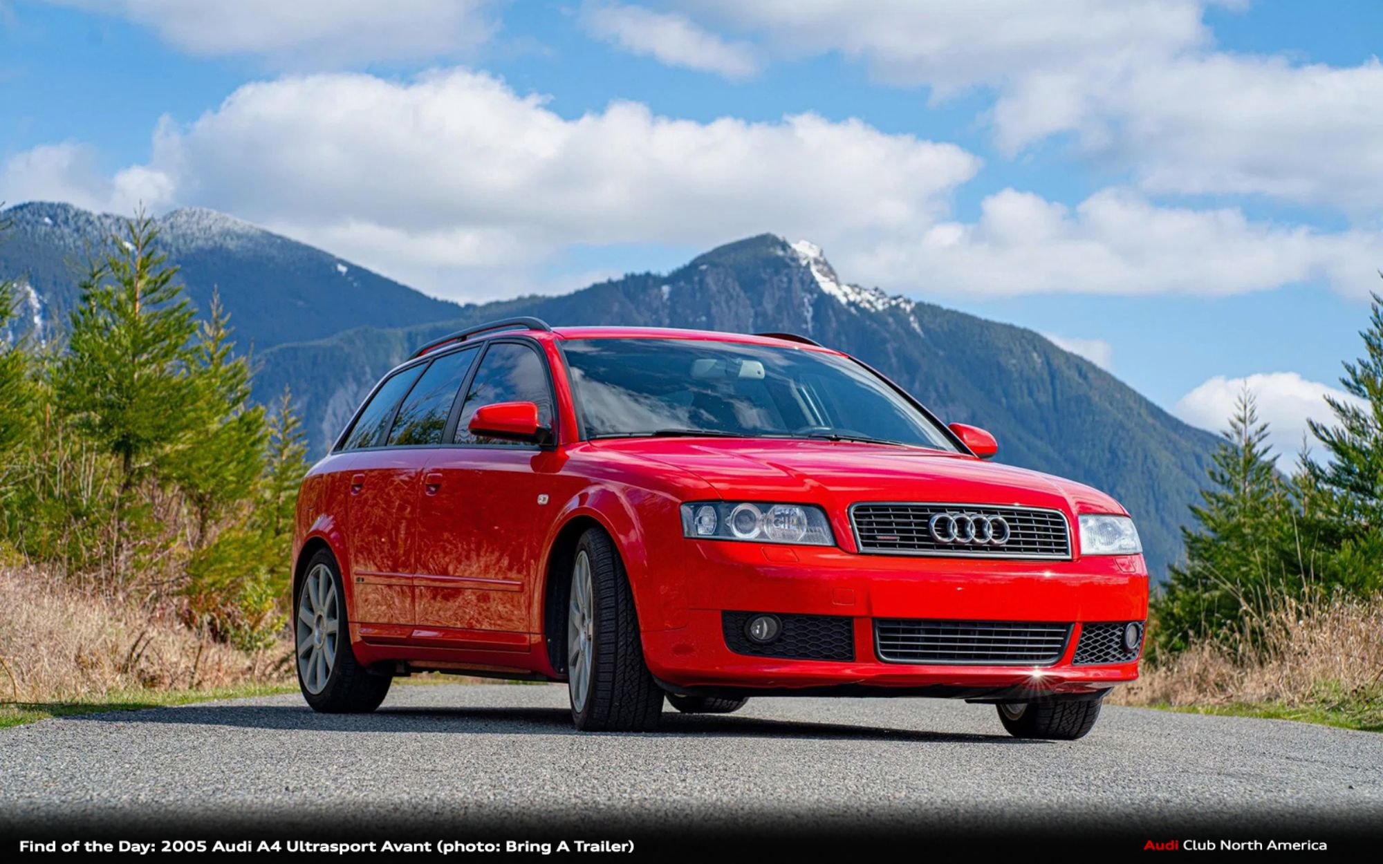 Find of the Day: 2005 Audi A4 Ultrasport Avant
