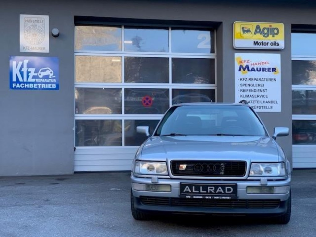 Find of the Day: 1994 Audi S2 Avant