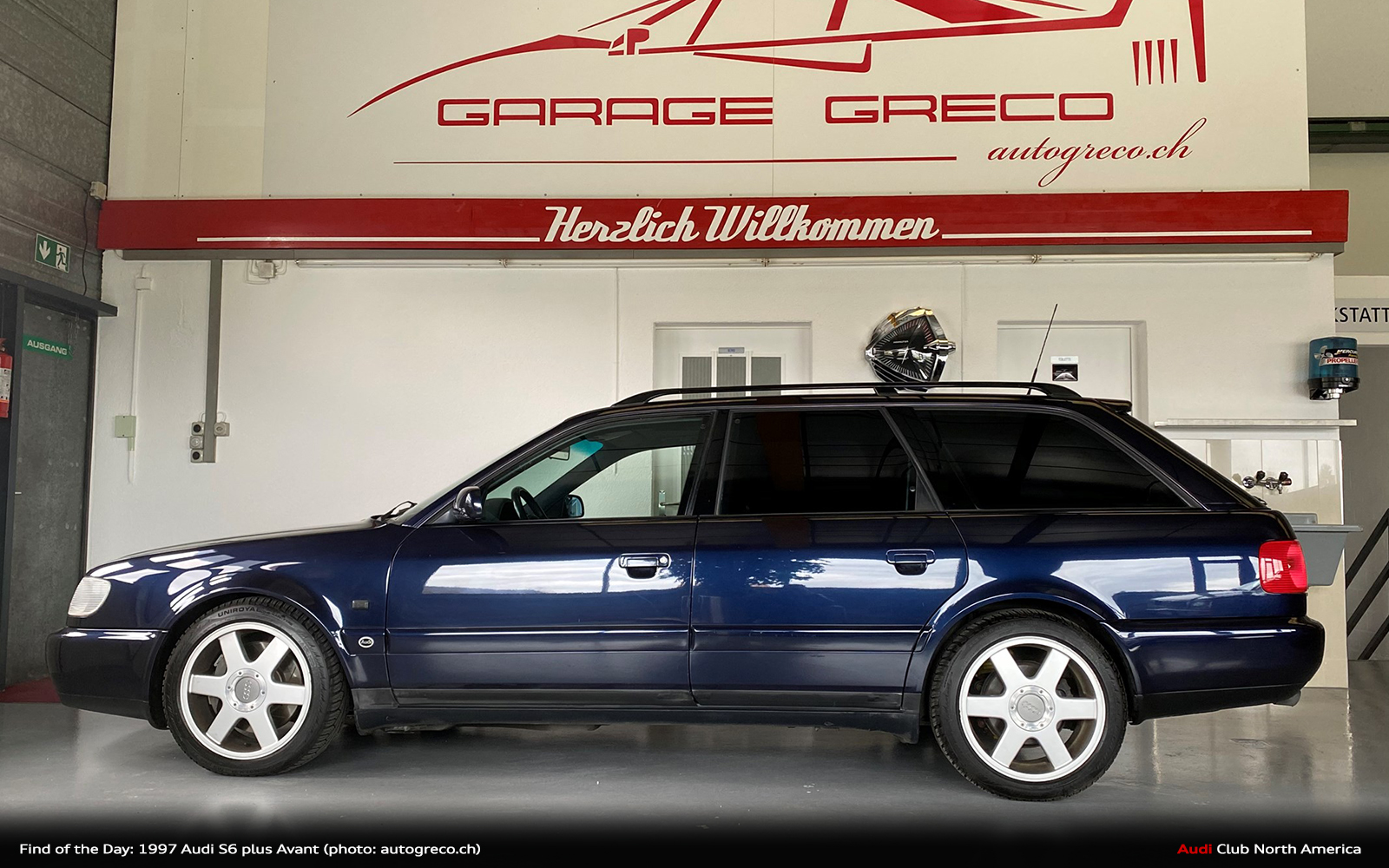 Find of the Day: 1997 Audi S6 plus Avant