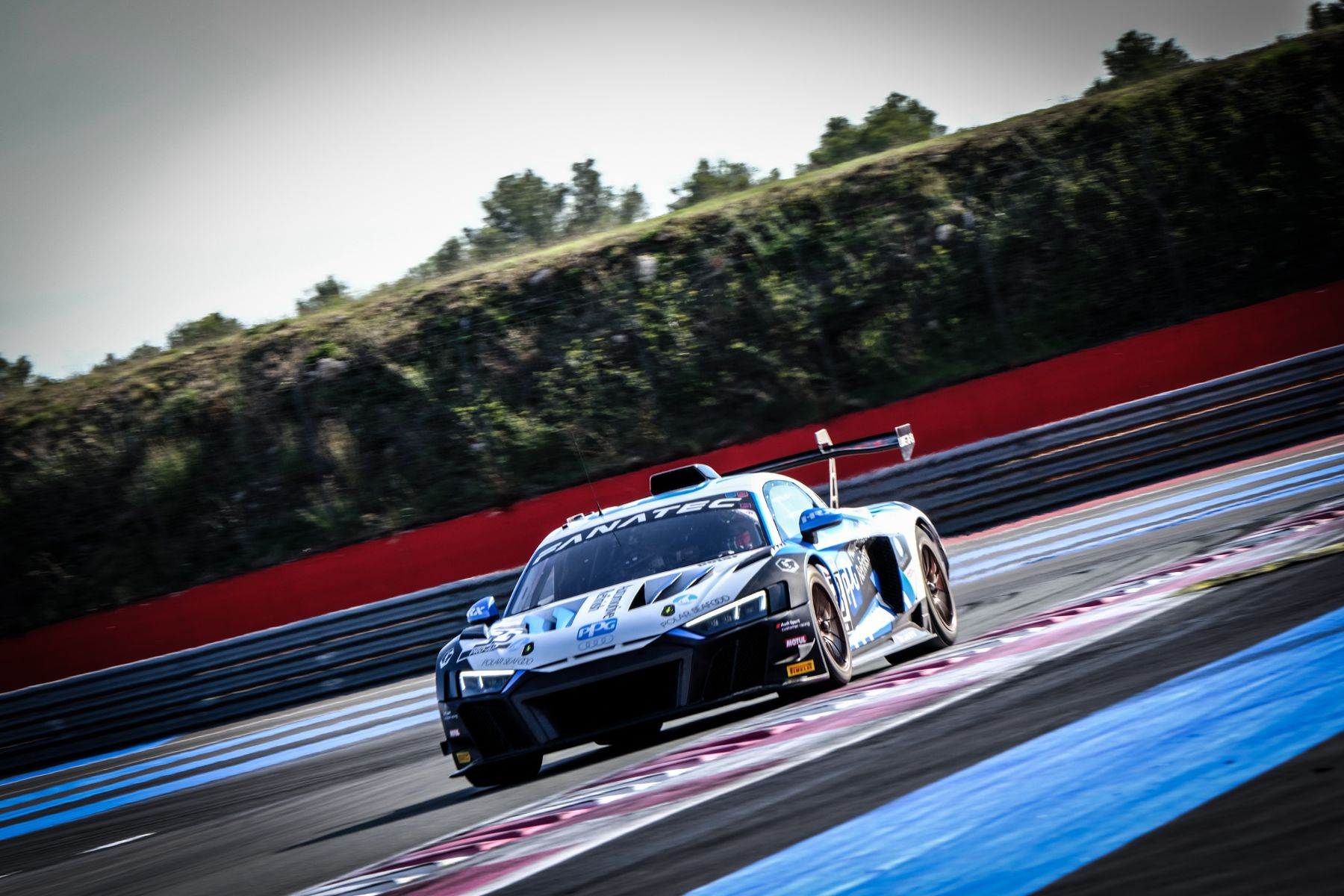 First Title Success for Audi R8 LMS GT2