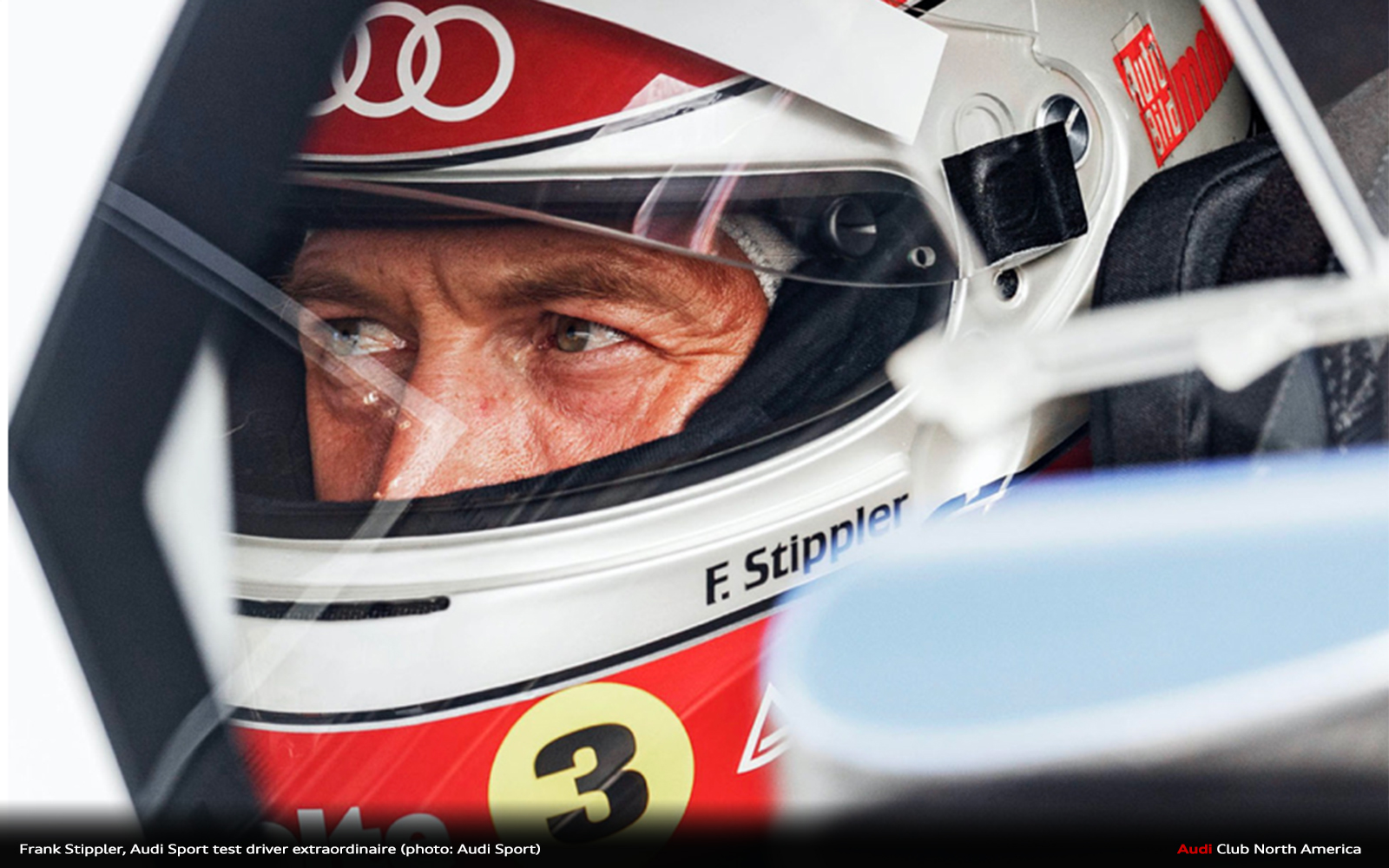 The Right Stuff: Just What Does It Take To Be A Top Audi Test Driver?