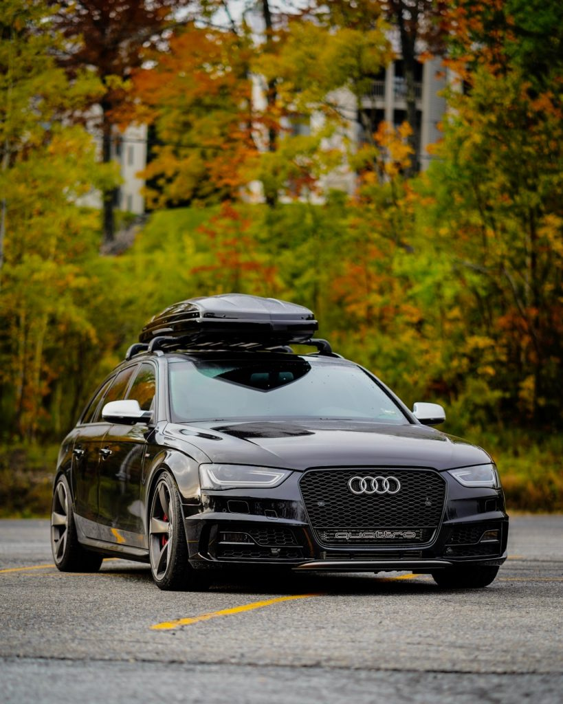 quattro Magazine: A4 Avantage - Audi Club North America