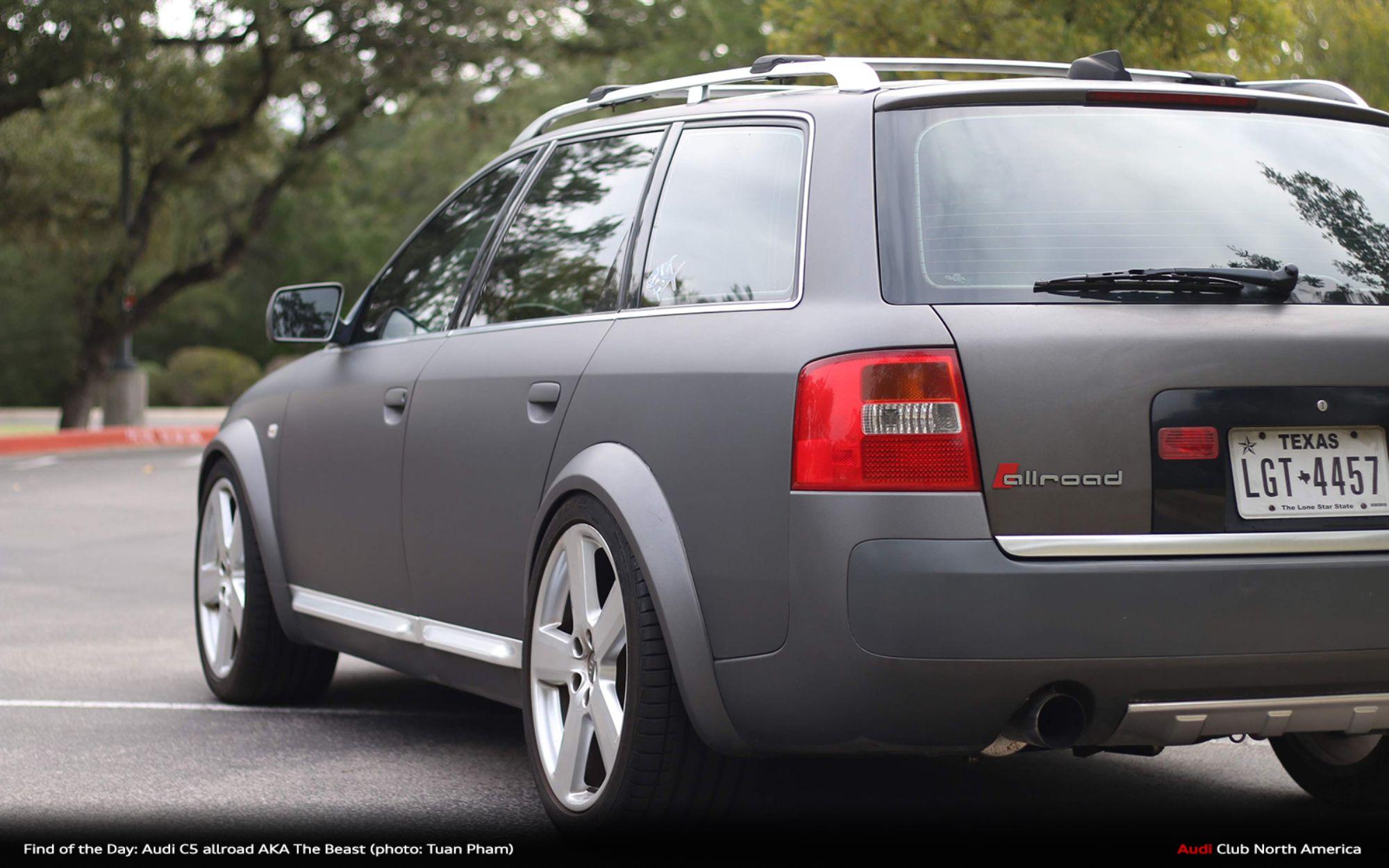 Kelebihan Audi C5 Spesifikasi