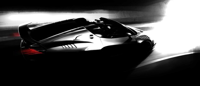 Italdesign Celebrates Its 50th Anniversary and Teases a Photo of their Latest Car