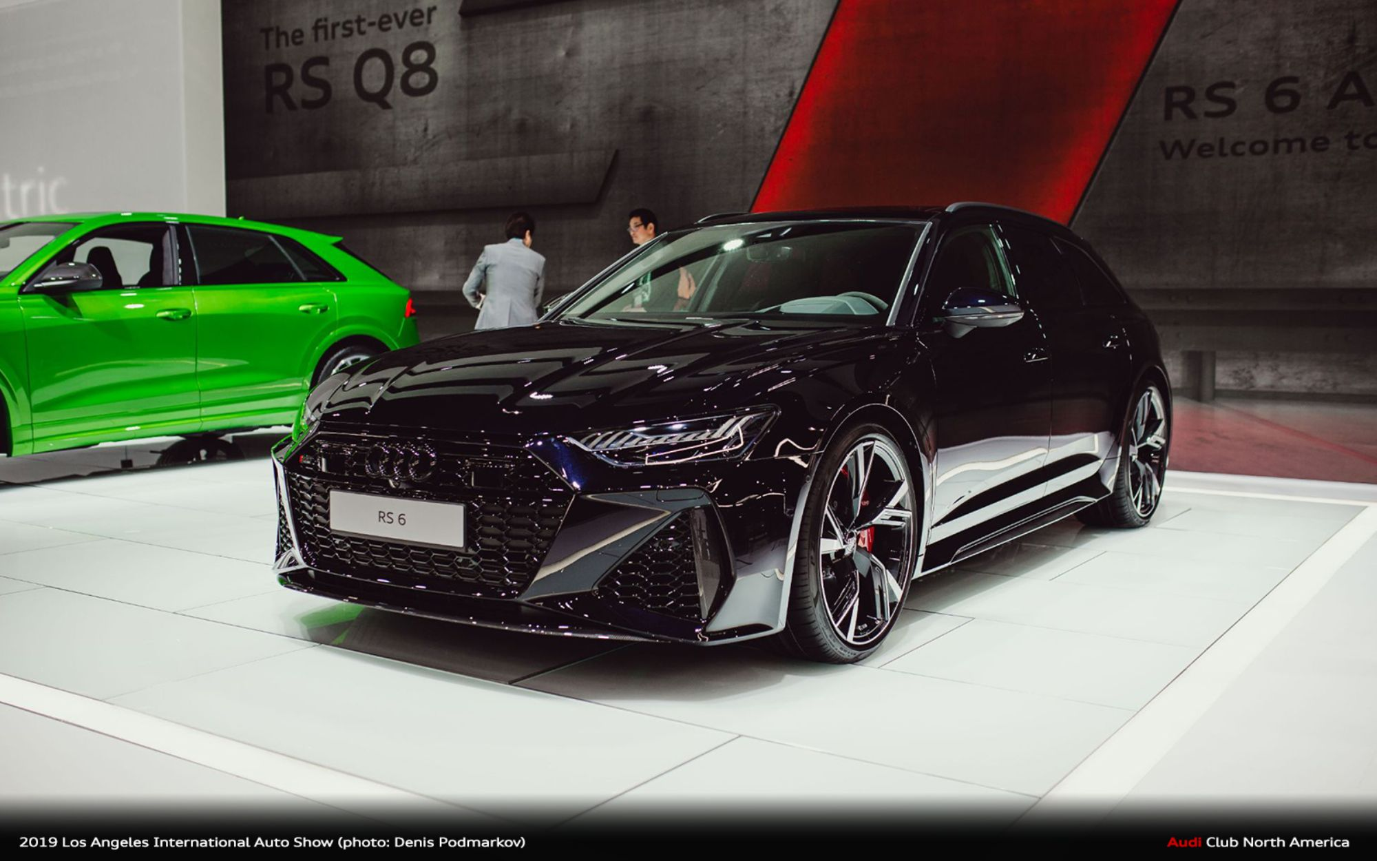 quattro Magazine Q1_2020: 2019 Los Angeles International Auto Show