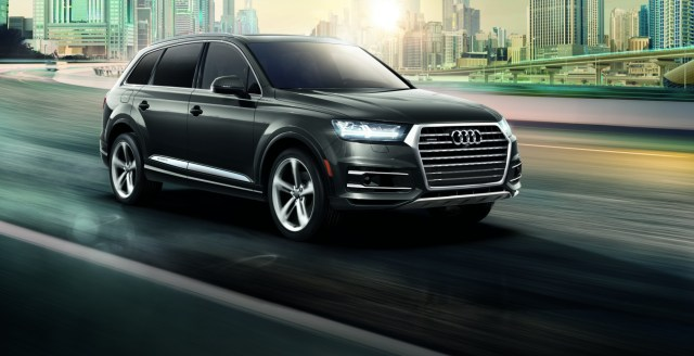 "Car And Driver Best Suv: Audi Q7 Earns 2019 Car And Driver ""10Best Truck & SUV Of"