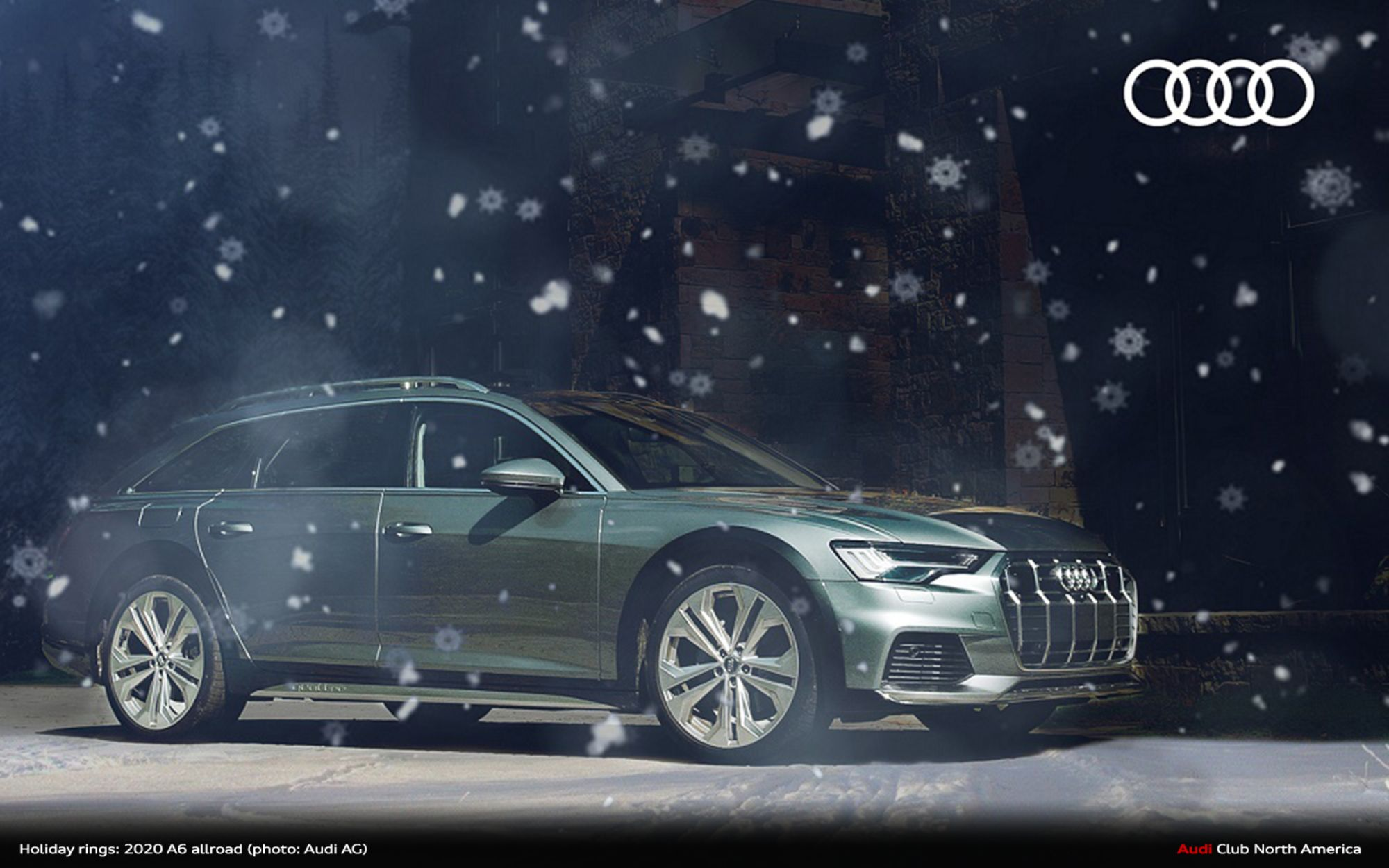 New Sleigh, Who Dis? 2020 Audi A6 allroad Arrives In Time For The Holiday Season