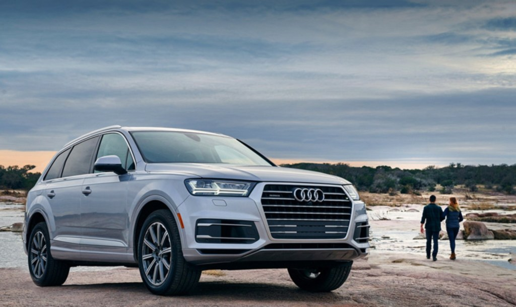 Silvercar by Audi Makes Room for the Whole Family: Audi Q7 SUV Joins the Fleet for the New Year