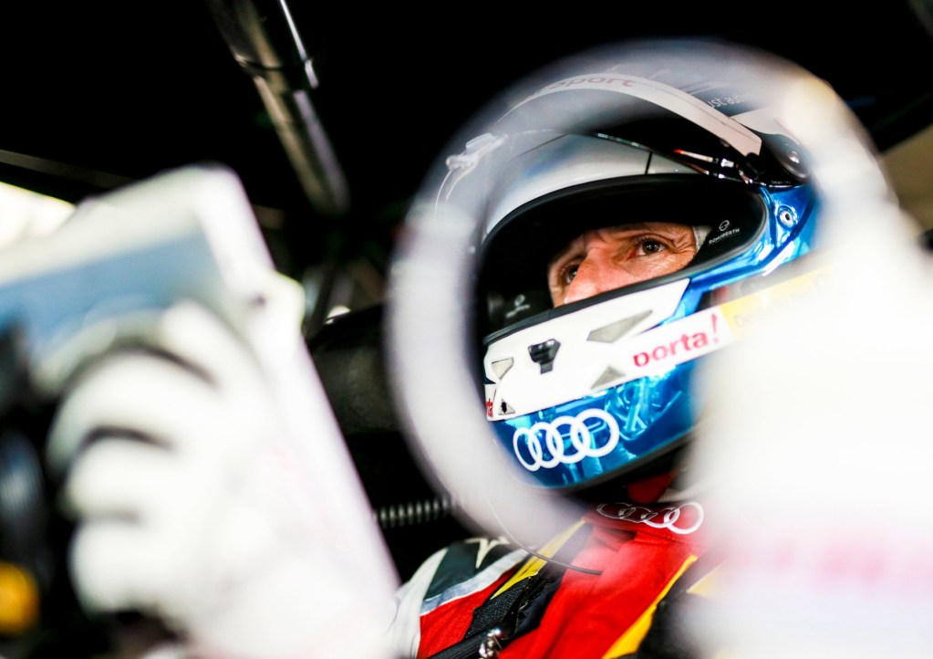 DTM Champion René Rast in Audi RS 3 LMS
