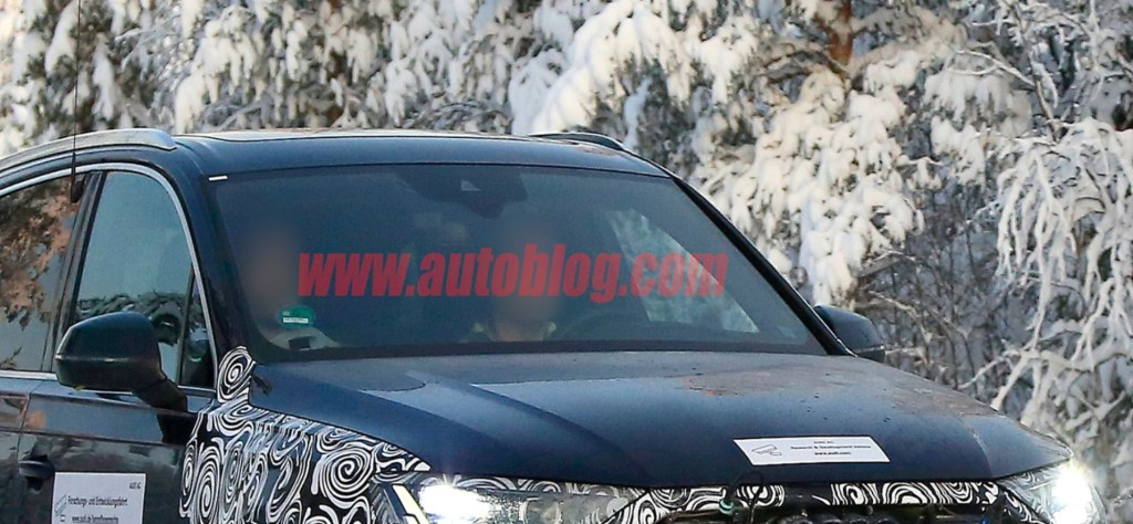 Autoblog: 2020 Audi Q7 Spy Photos Reveal A Facelift Is Coming