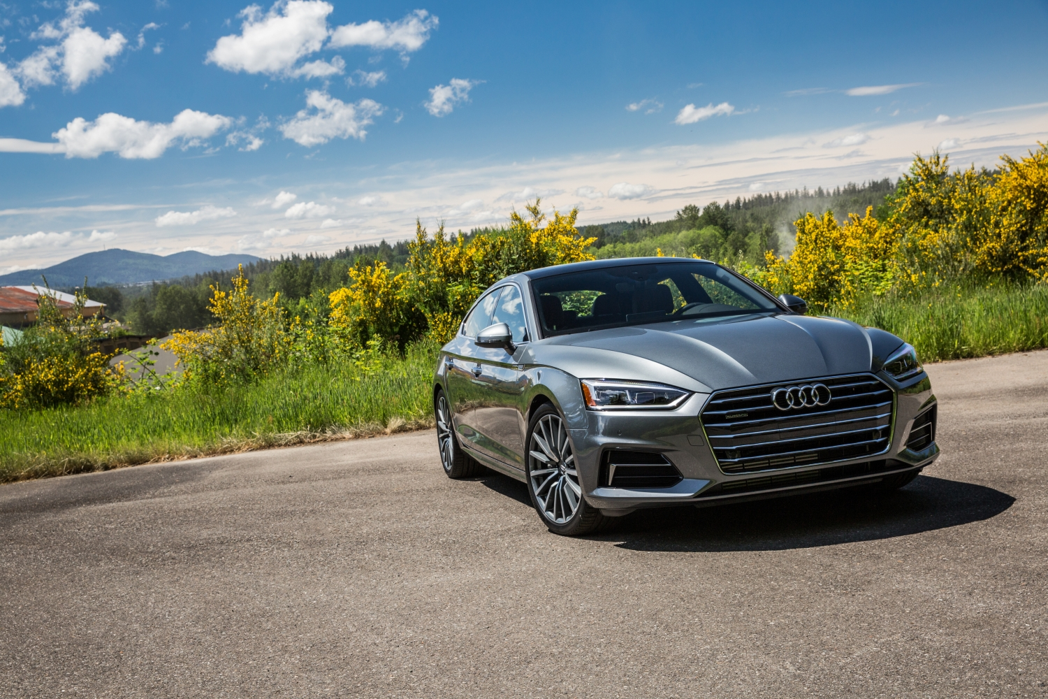 Audi of America marks November sales increase as the new Q5, new-to-the U.S. A5 Sportback and Q7 lead consumer demand