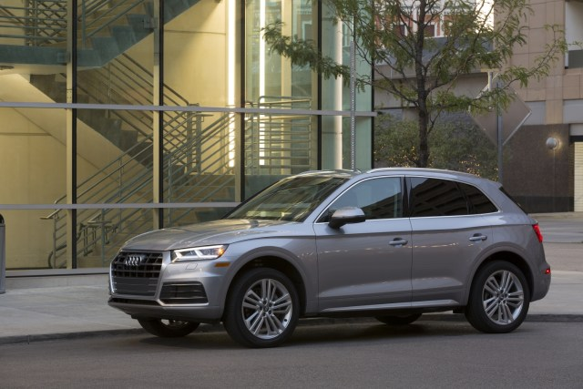 2018 Audi Q5 And Q7 Earn 5 Star Safety Rating From Nhtsa Following