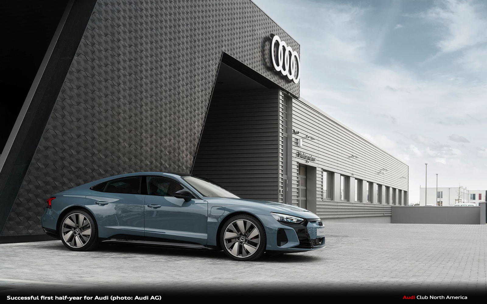 Successful First Half-Year for Audi: Record Deliveries and Strong Profits