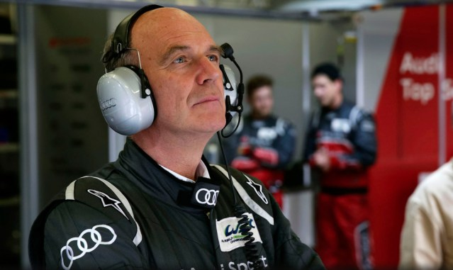 The End of an Era: Dr. Wolfgang Ullrich Retires