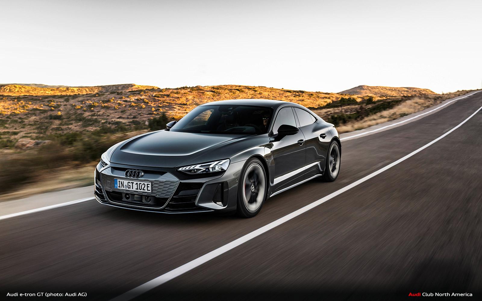 Full Details: Audi e-tron GT