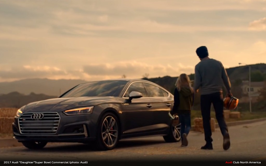 Audi Sits out Super Bowl Ad Game This Year