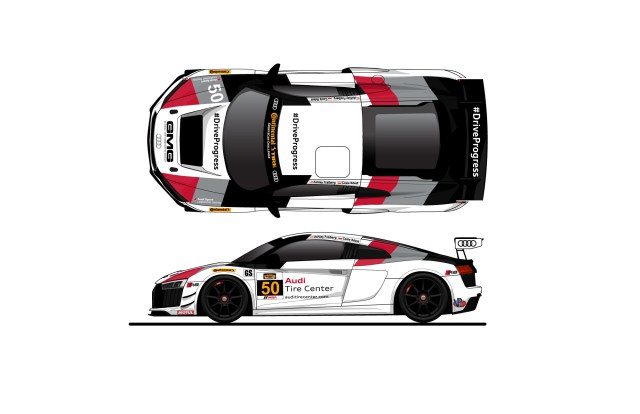 First Grand Sport-Class All-Female Driver Team to Race in Audi R8 LMS GT4 Debut at Daytona