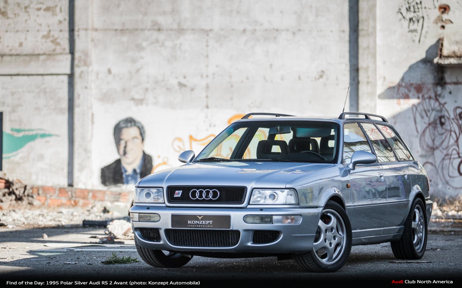 Kelebihan Audi Rs2 Avant Top Model Tahun Ini
