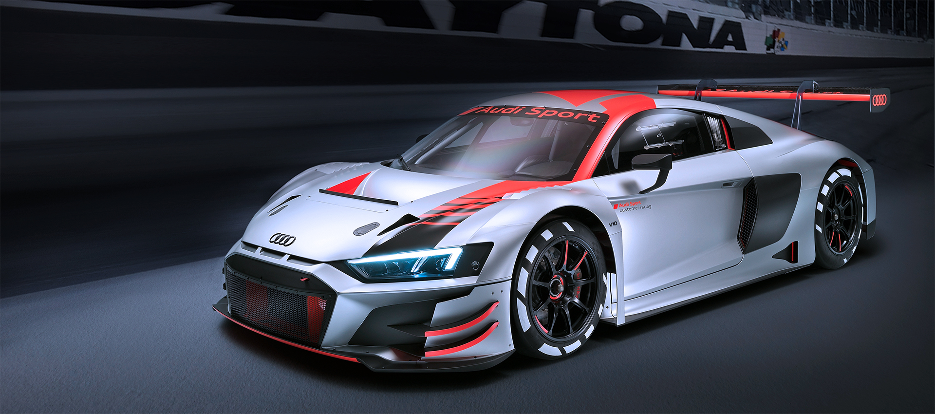 Audi Sport customer racing Invites You To Join Them At The Rolex 24 At Daytona
