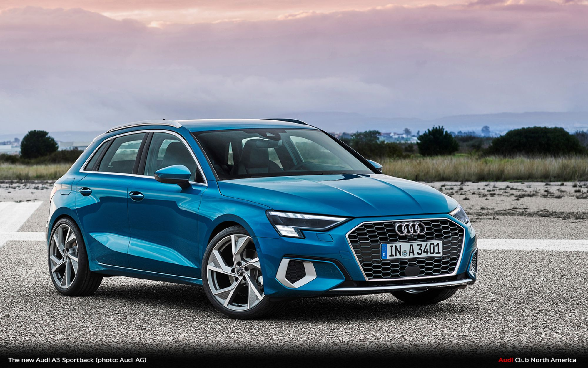 Success Model 4.0: The New Audi A3 Sportback