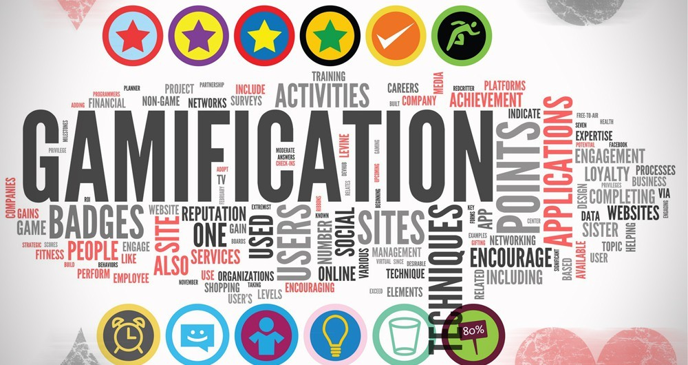 Gamification drives connection, engagement and learning.