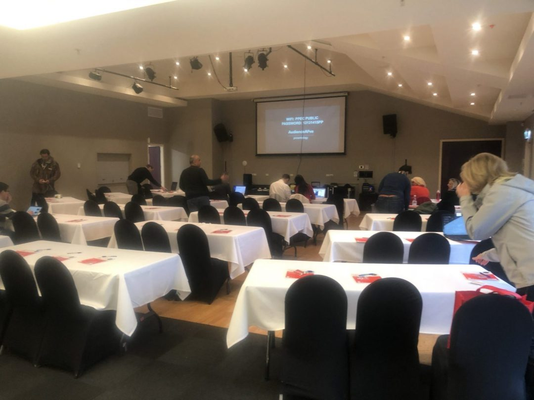 ​​AudienceAlive hosts a Presentology Session in Auckland on 2nd June 2018