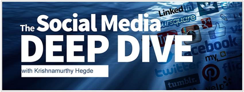 Social Media Deep Dive