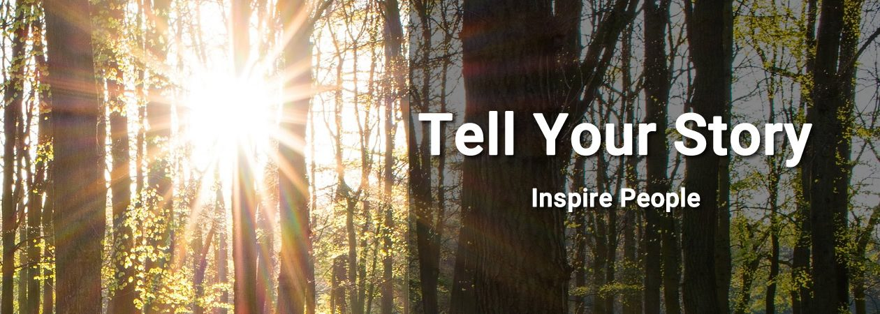 Inspire and Energise with Your Story