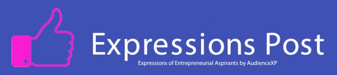 Expressions Post logo