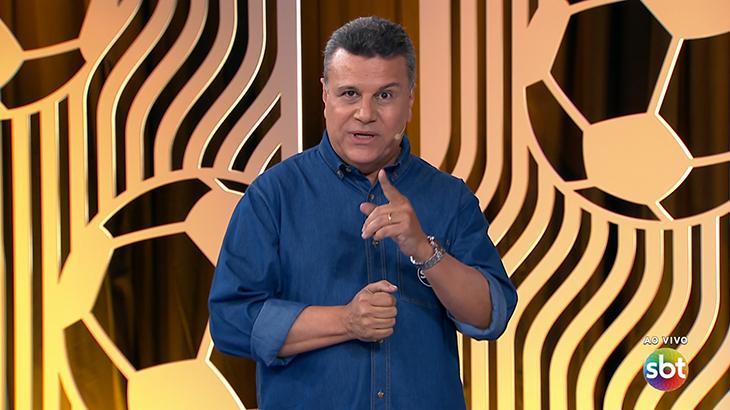 SBT tira Téo José da Fox Sports - Audiência Carioca