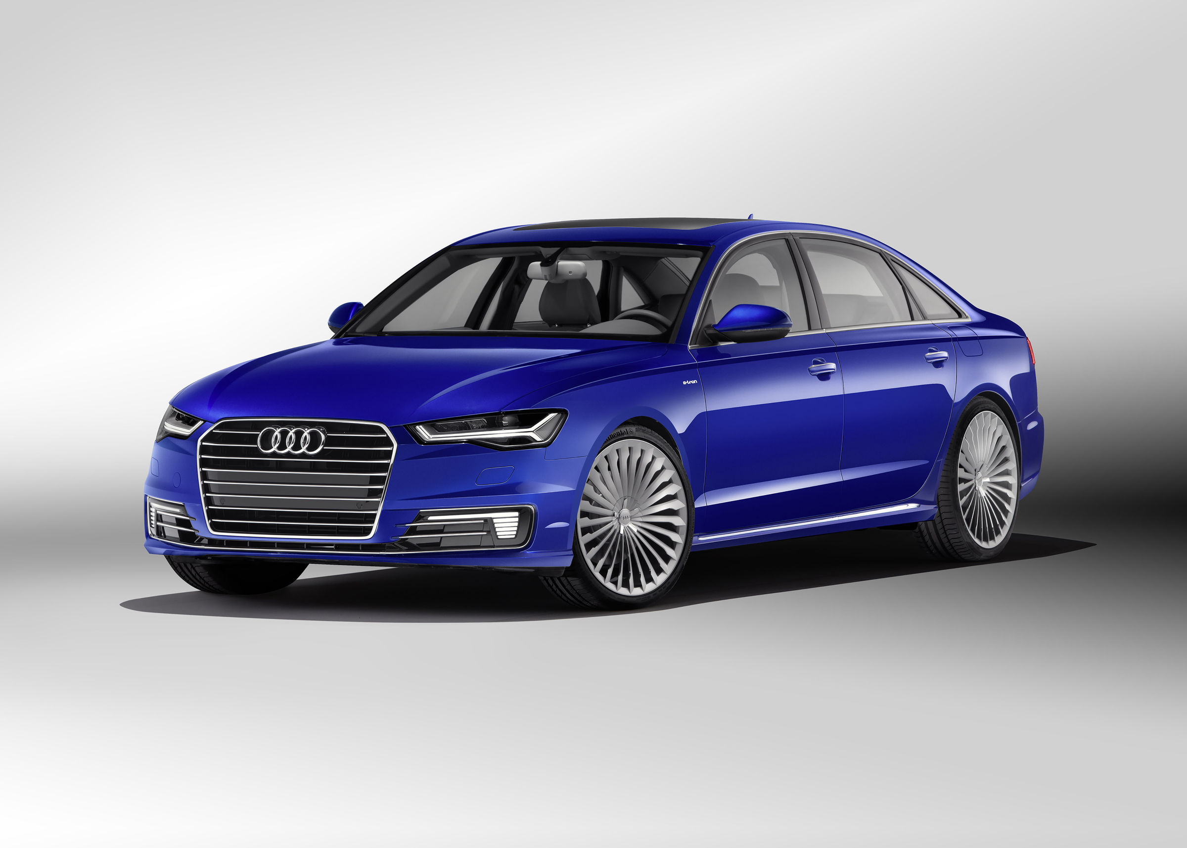hight resolution of audi a6 l e tron offer on the chinese market