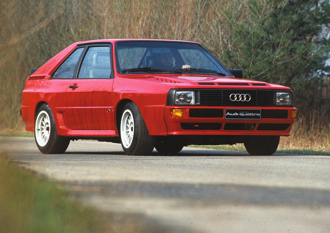 audi sport quattro b2 model year 1984 [ 1160 x 820 Pixel ]