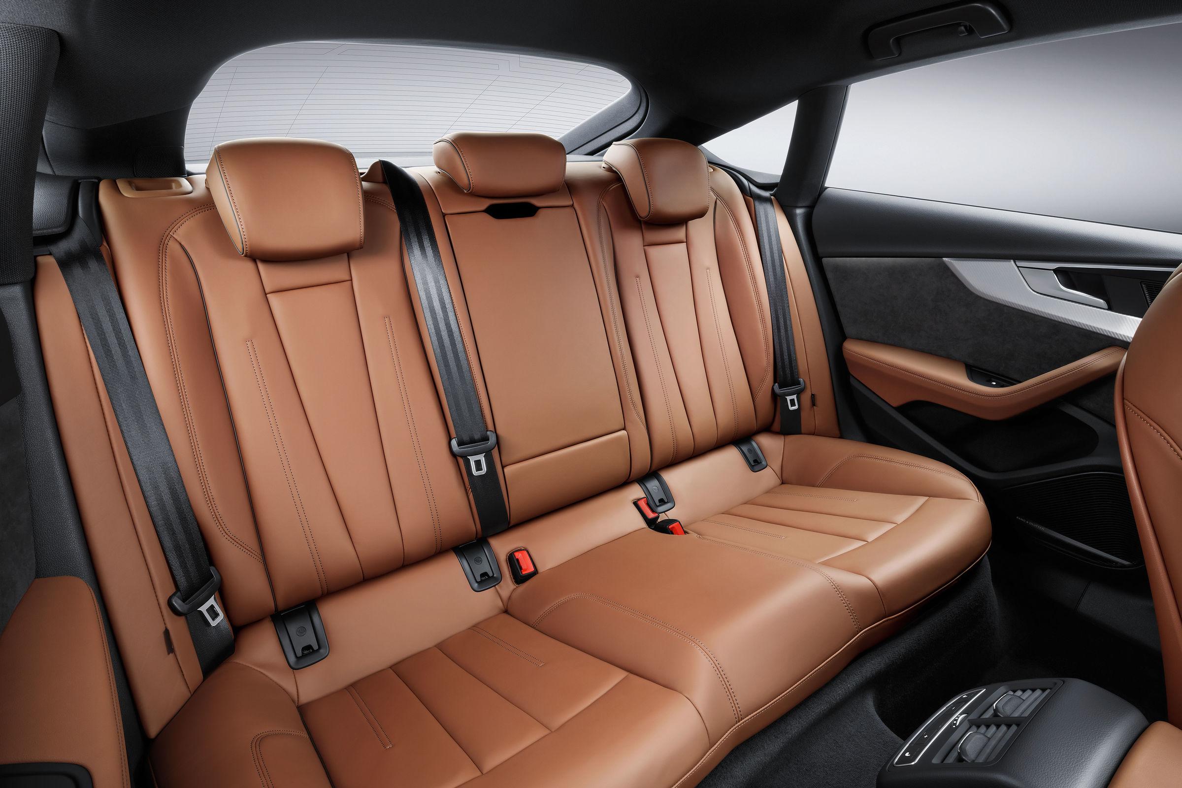 medium resolution of interior audi a5 sportback