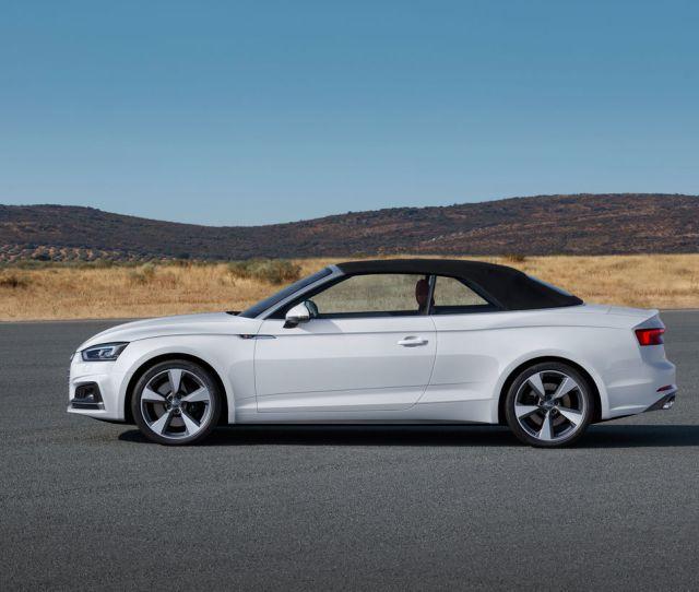 Audi A Cabriolet