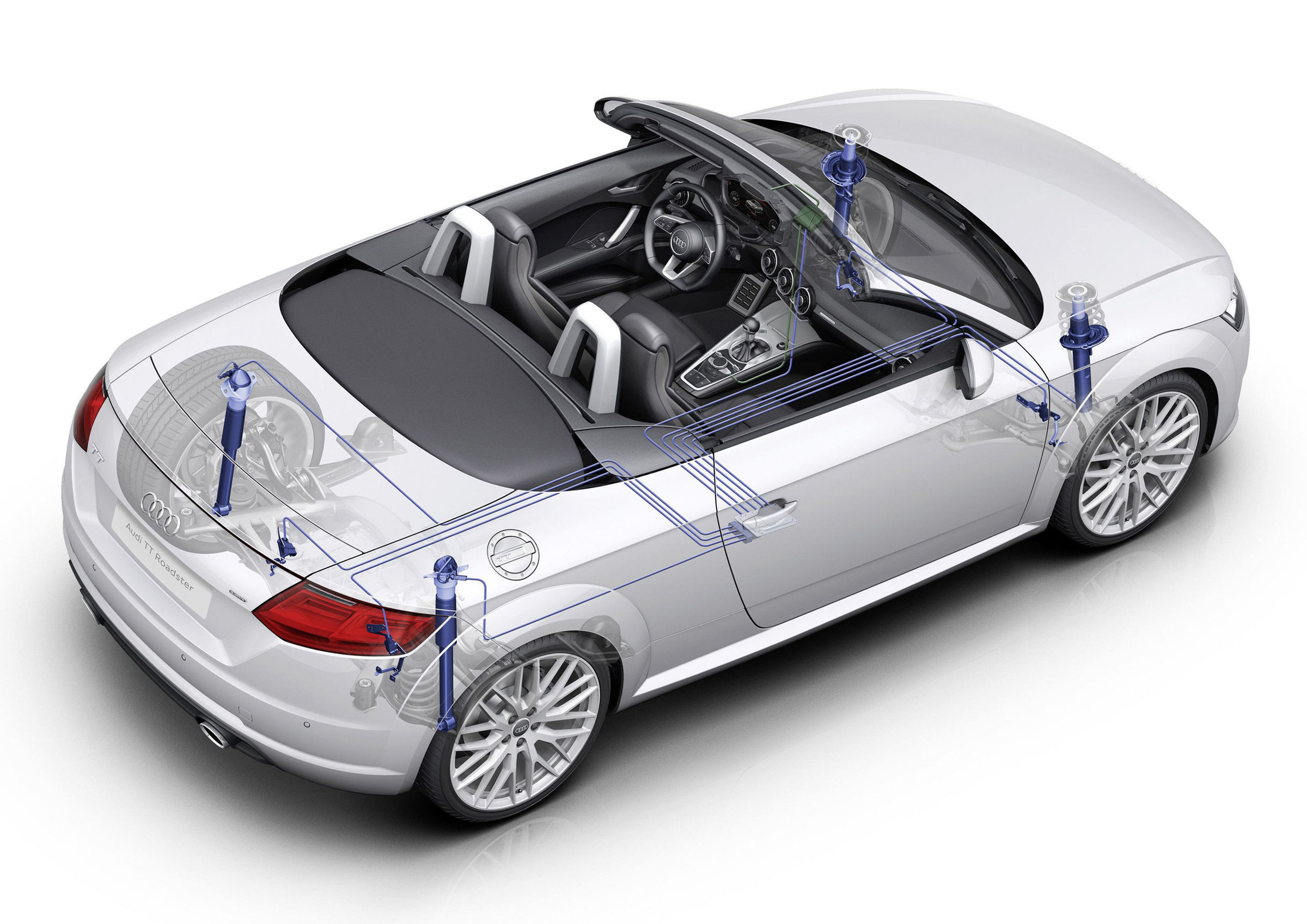 chassis audi mediacenter system diagram moreover audi a8 air suspension diagram on oil system [ 2400 x 1697 Pixel ]