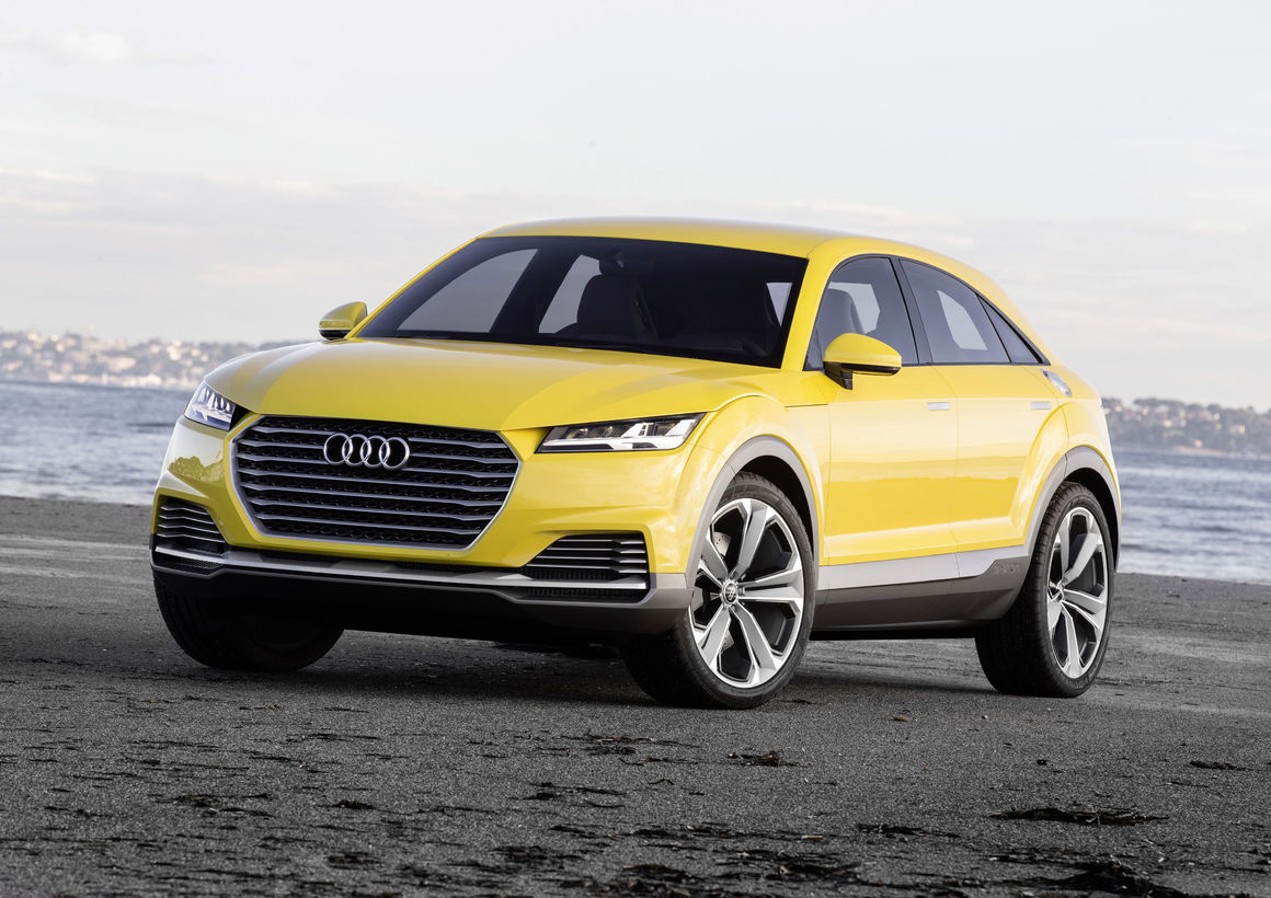 hight resolution of audi tt offroad concept