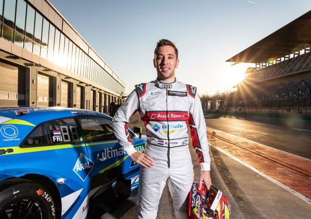 """Robin Frijns: """"The track at Zolder is tricky"""""""