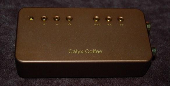 Calyx Coffee DAC and Headphone Amplifier at Chicago Head Fi Meet